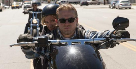Nuevo adelanto de la quinta temporada de Sons of Anarchy
