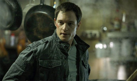 Tahmoh Penikett aparecer en Arrow