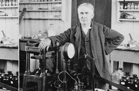 La NBC prepara una serie sobre Thomas Alva Edison
