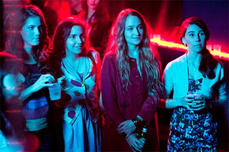 Primer teaser tráiler de la segunda temporada de Girls