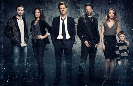 Friends: Promo de The Following