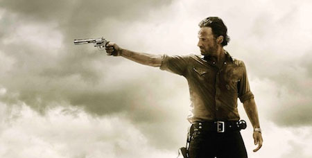 Póster de la tercera temporada de The Walking Dead