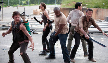 Nuevas promos de la tercera temporada de The Walking Dead