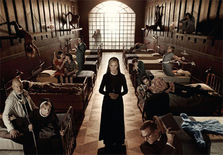 Enter the Asylum: Nueva promo de la segunda temporada de American Horror Story