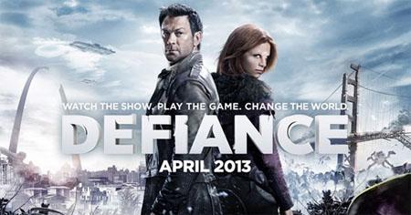 Primer teaser tráiler de Defiance