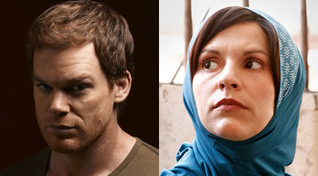 Homeland y Dexter se estrenan con récords de audiencia