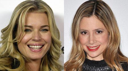 Rebecca Romijn y Mira Sorvino protagonizarán dos nuevos pilotos del canal TNT