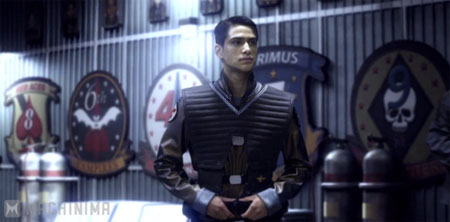 Primer episodio de Battlestar Galactica: Blood & Chrome