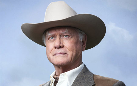 Muere Larry Hagman, el actor que encarn a J.R.