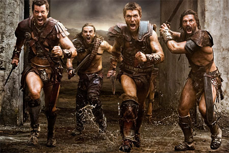 Fecha de estreno de Spartacus: War of the Damned