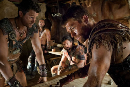 Nuevo triler de Spartacus: War of the Damned