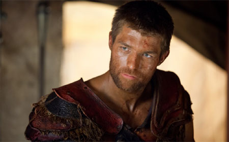 Pster de Spartacus: War of the Damned