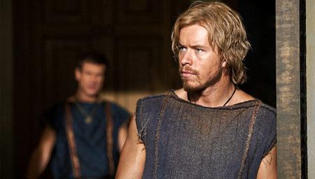 Starz prepara un spinoff de Spartacus centrado en Julio César