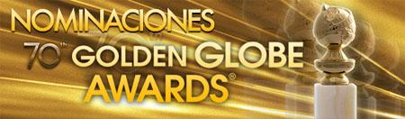 Nominaciones a los Globos de Oro 2013