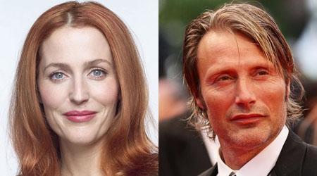 Gillian Anderson se une al reparto de Hannibal