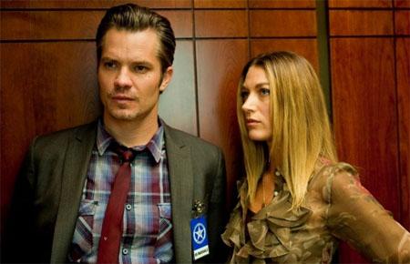 Tráiler de la cuarta temporada de Justified
