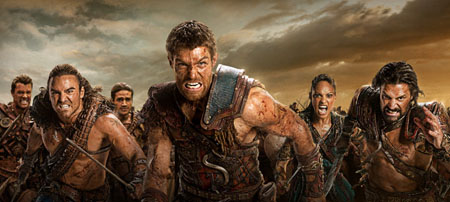 Nuevas promos de Spartacus: War of the Damned