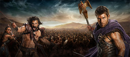Tráiler oficial de Spartacus: War of the Damned