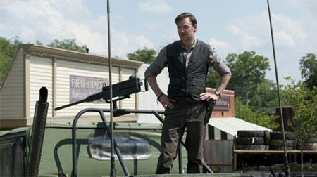 The Walking Dead, renovada por una cuarta temporada