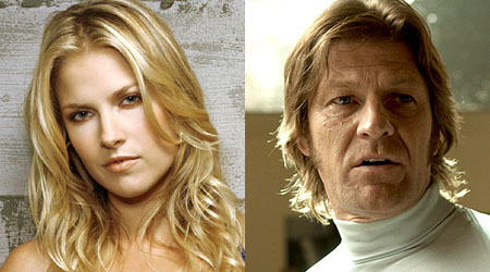Ali Larter se une a Sean Bean al frente del reparto de Legends
