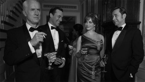 hablandoenserie - Mad Men