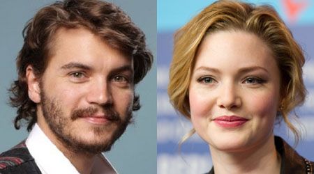 Emile Hirsch y Holliday Grainger protagonizarán Bonnie & Clyde