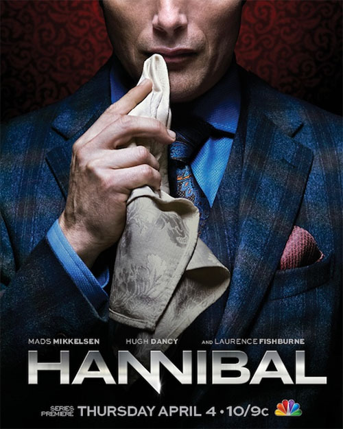Póster oficial de Hannibal