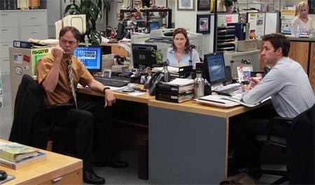 The Office finalizará el 16 de mayo
