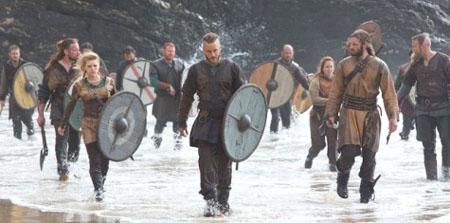 Póster de Vikings, la nueva serie del creador de The Tudors
