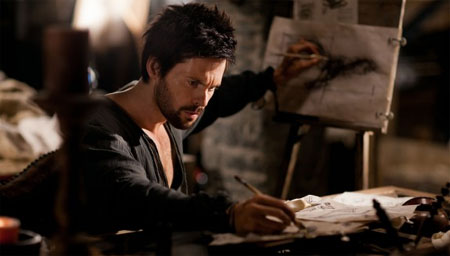 Nuevo teaser triler de Da Vinci's Demons