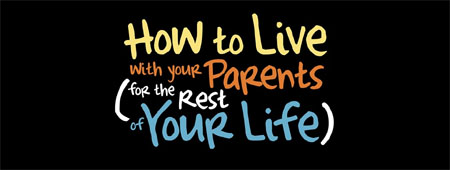 Nuevas promos de How to Live with Your Parents for the Rest of Your Life