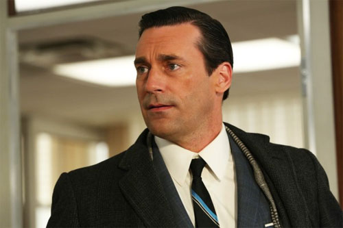 hablandoenserie - Mad Men Jon Hamm