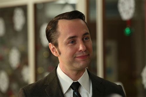 hablandoenserie - Mad Men Vincent Kartheiser