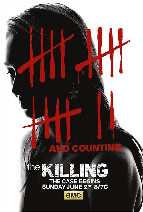 Póster y fecha de estreno de la tercera temporada de The Killing