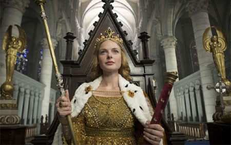 Teaser triler de The White Queen
