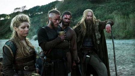 Vikings, renovada por una segunda temporada