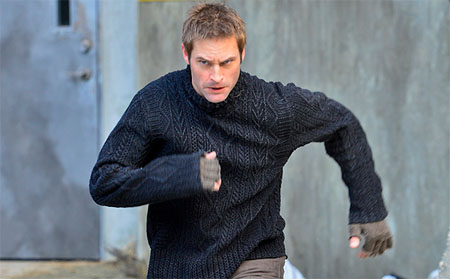 Preview de Intelligence, la nueva serie de Josh Holloway