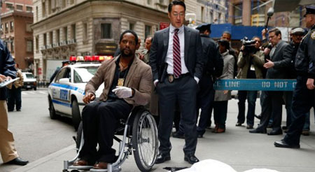 Primer triler del remake de Ironside