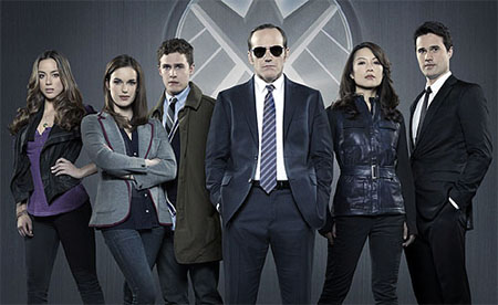 ABC encarga la primera temporada de Marvels Agents of S.H.I.E.L.D.