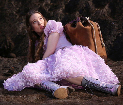 Primera imagen de Once Upon a Time in Wonderland