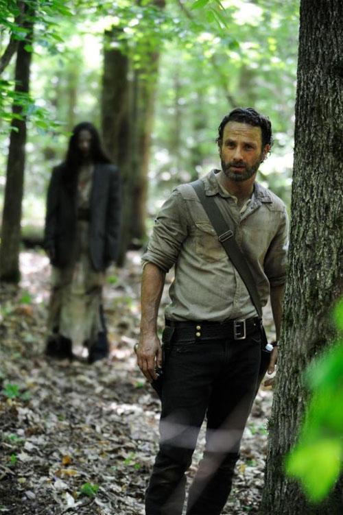 Primera imagen de la cuarta temporada de The Walking Dead