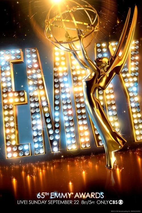 Póster de la 65ª edición de los premios Emmy