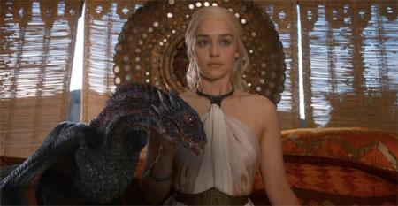 Juego de Tronos, la serie de más éxito de la HBO tras Los Soprano