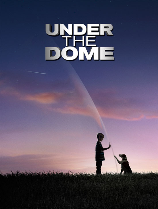 Póster de Under the Dome
