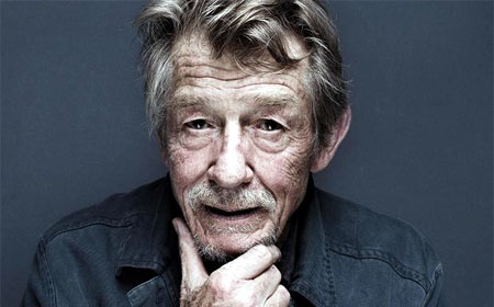 John Hurt se une al reparto de The Strain