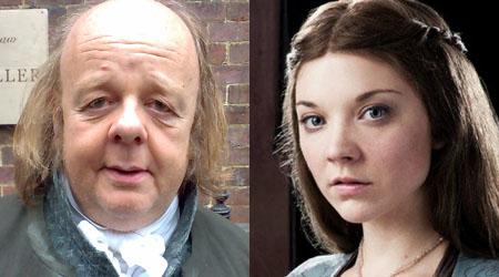 Roger Ashton-Griffiths será Mace Tyrell en la cuarta temporada de Juego de Tronos