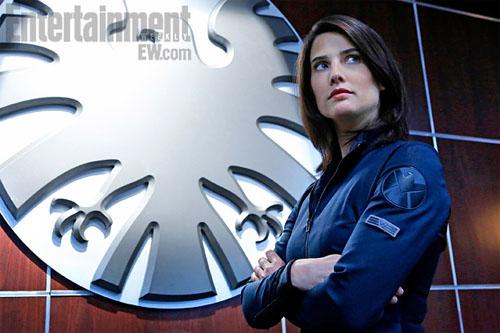 Cobie Smulders aparecerá en Marvel's Agents of S.H.I.E.L.D.