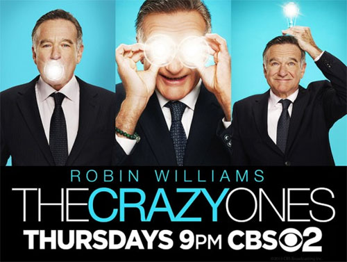Póster de The Crazy Ones