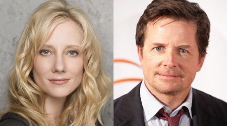 Anne Heche se une al reparto de The Michael J. Fox Show