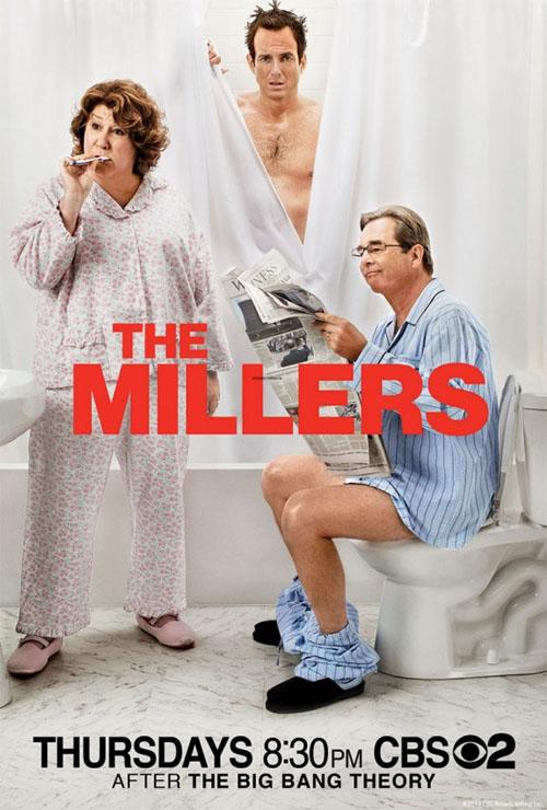 Póster de The Millers